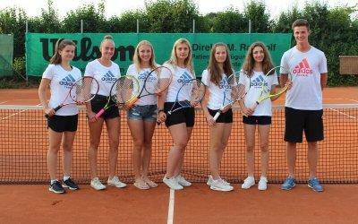 Juniorinnen feiern Meisterschaft