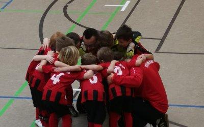 G1 – 3. Platz beim Turnier des VfL Westendorf in Neusäß