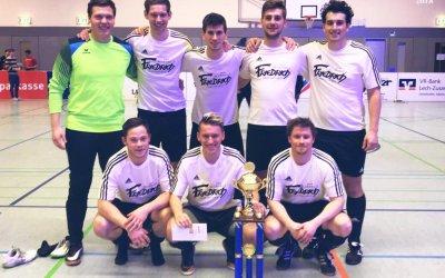 1. Mannschaft – Welden im Finale des UR Cups