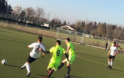 1. – Vorbereitung beim TSV Welden