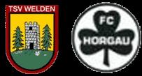 F1 –  Punktspiel U9 TSV Welden – FC Horgau