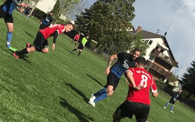 1. – Niederlage in Erlingen
