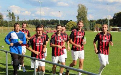 1.  Mannschaft – TSV Welden mit unnötiger Niederlage