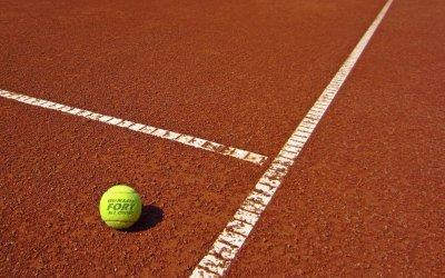 Tennisplätze herrichten 2021